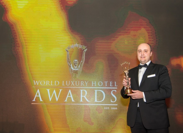 Hotel Marinela is among the most luxurious hotels in the world with nominations for World Luxury Hotel Awards